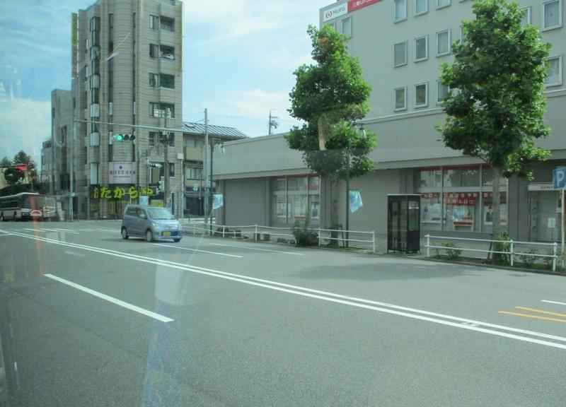 2018.6.22 (15) 足助いきバス - 康生町バス停 1180-850