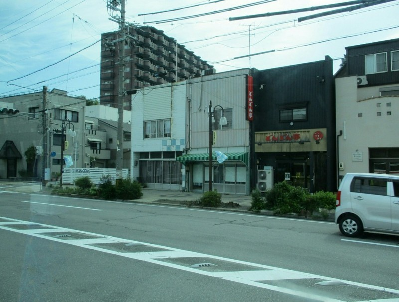 2018.6.22 (18) 足助いきバス - 能見町バス停 950-720