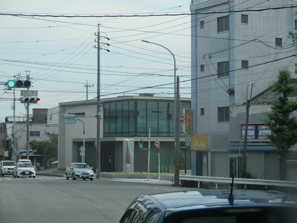 2018.6.22 (21) 足助いきバス - 井田交差点 1000-750
