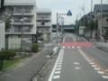 2018.6.22 (31) 足助いきバス - 岩津団地バス停 1000-750