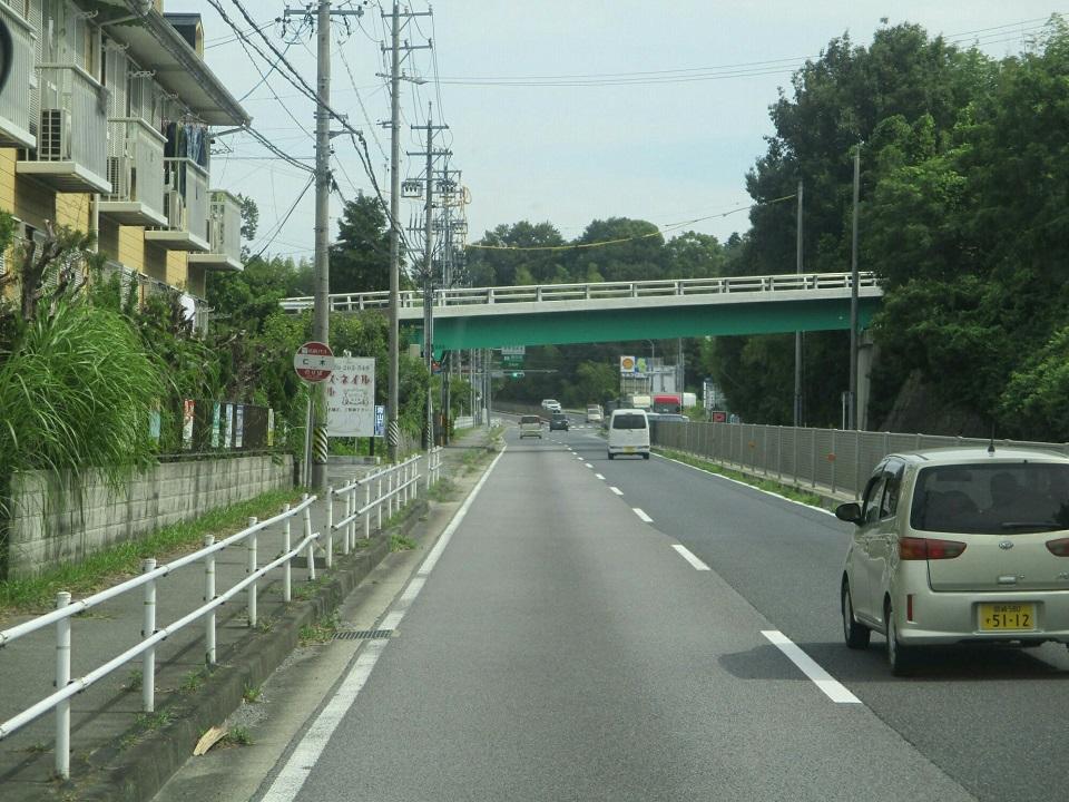2018.6.22 (33) 足助いきバス - 仁木バス停 960-720