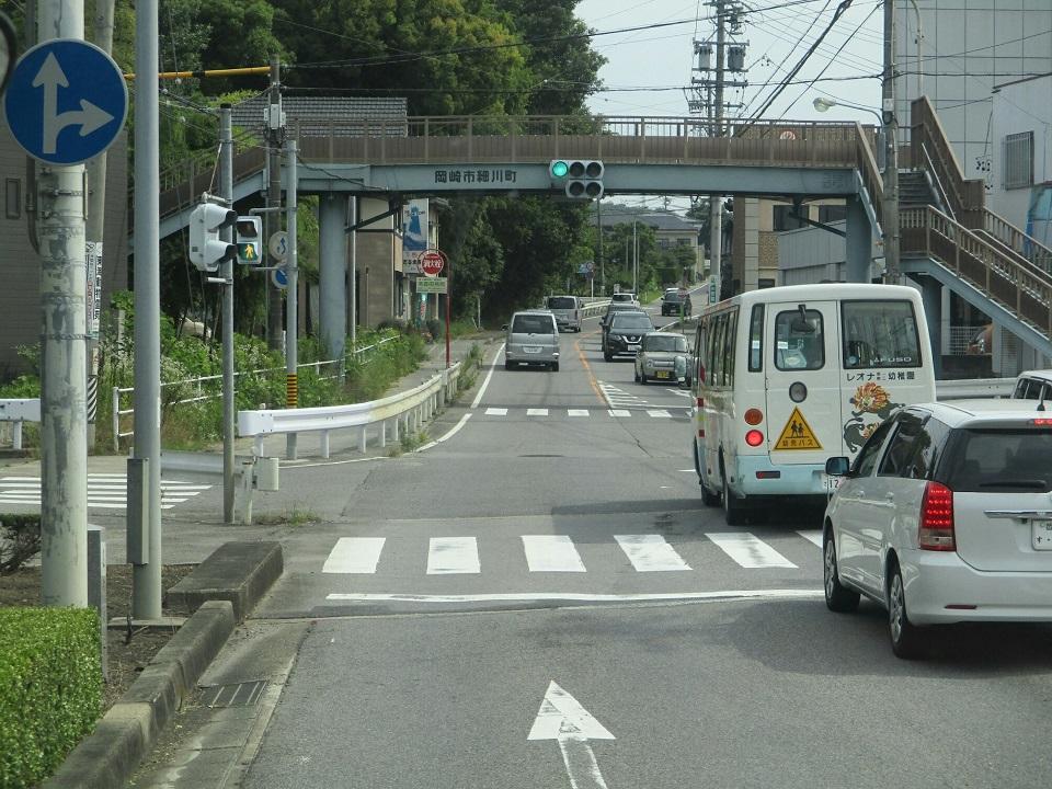 2018.6.22 (36) 足助いきバス - 北斗台口交差点 960-720
