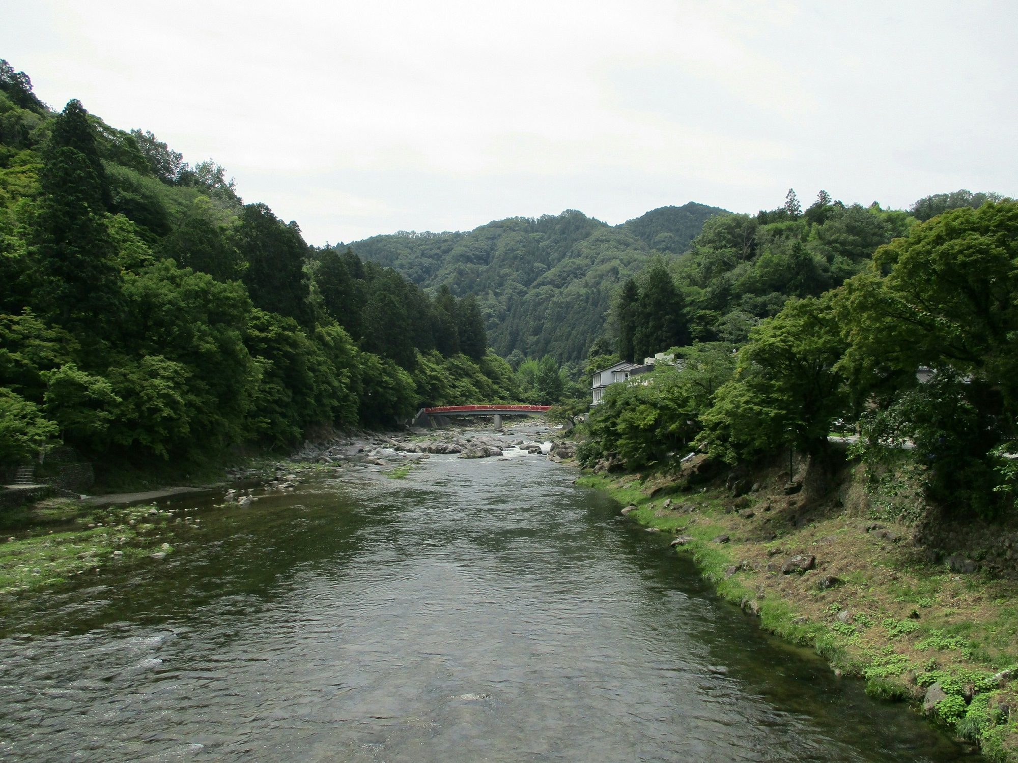2018.6.22 (78) 足助 - 巴橋 2000-1500