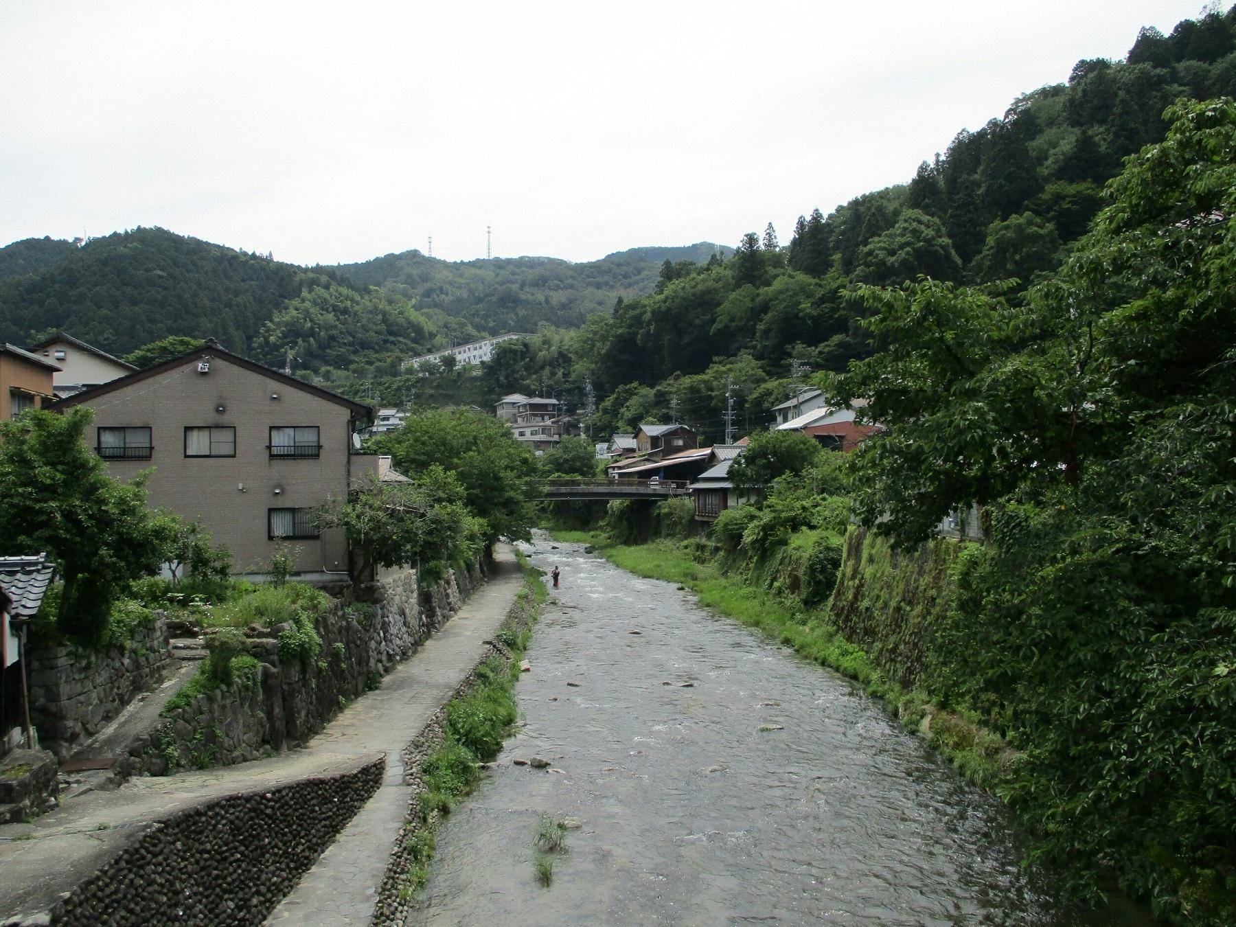 2018.6.22 (80) 足助 - 中橋(足助川) 1800-1350