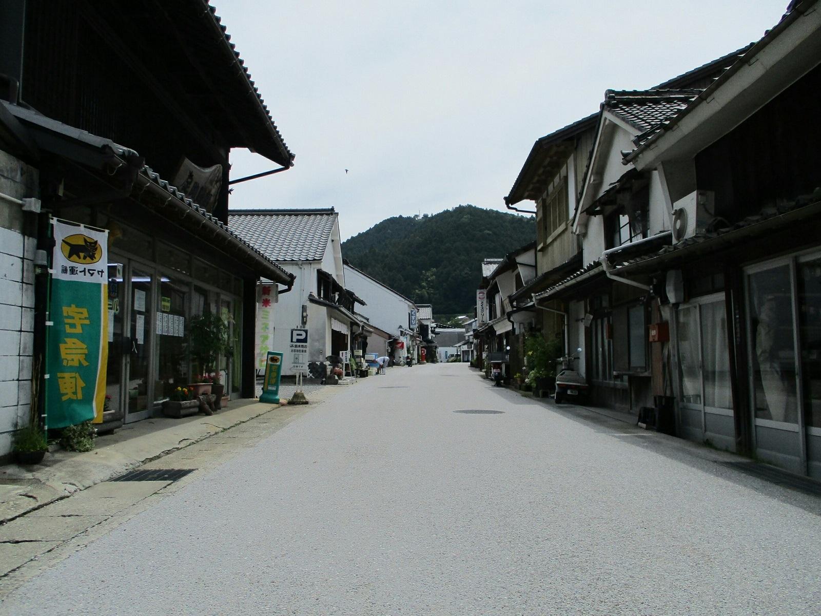 2018.6.22 (81) 足助 - 足助街道 1600-1200