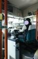 2018.6.22 (101) 東岡崎いきバス - 香嵐渓バス停 1080-1680