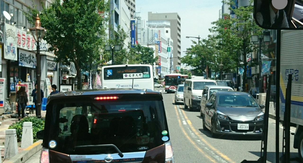 2018.6.22 (102) 東岡崎いきバス - まあじき東岡崎 1280-690