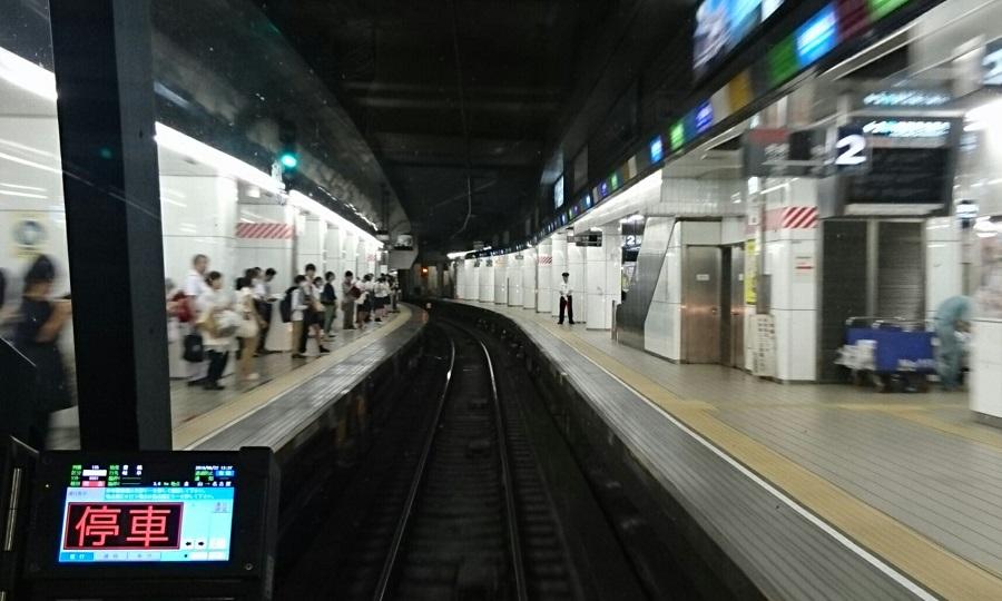 2018.6.22 (112) 岐阜いき特急 - 名古屋 900-540