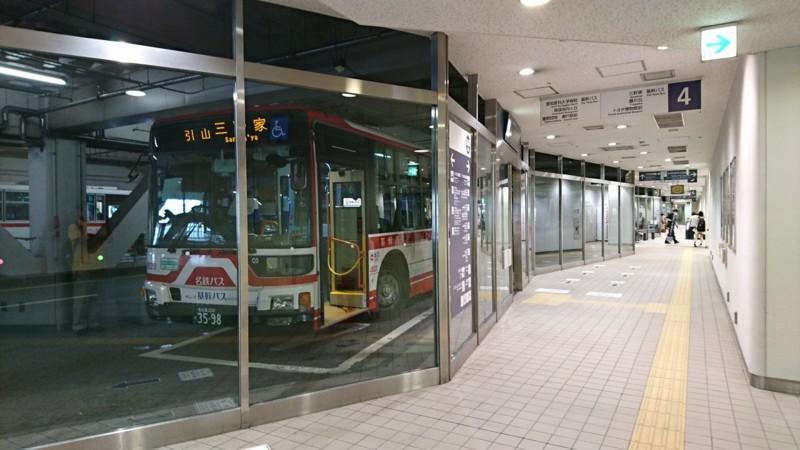 2018.6.22 (116) 名鉄バスセンター - 三軒家いきバス 1440-810