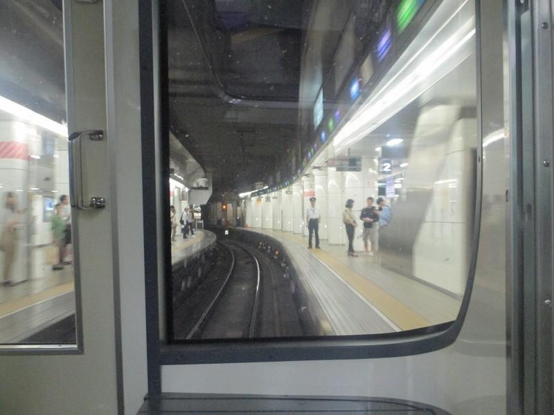 2018.6.25 一宮 (5) 新可児いき準急 - 名古屋 800-600