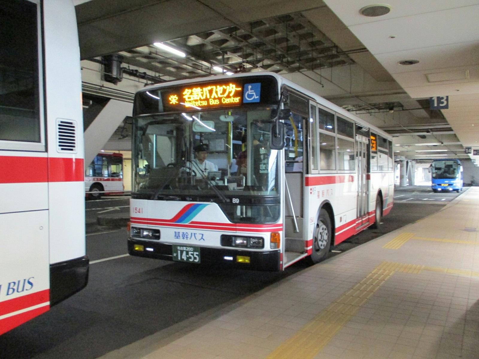 2018.6.27 (29) 名鉄バスセンター - 名鉄バスセンターいきバス 1600-1200