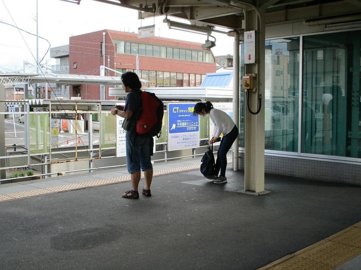 2018.6.30 (10) 新鵜沼いき快速特急 - 江南 1200-900
