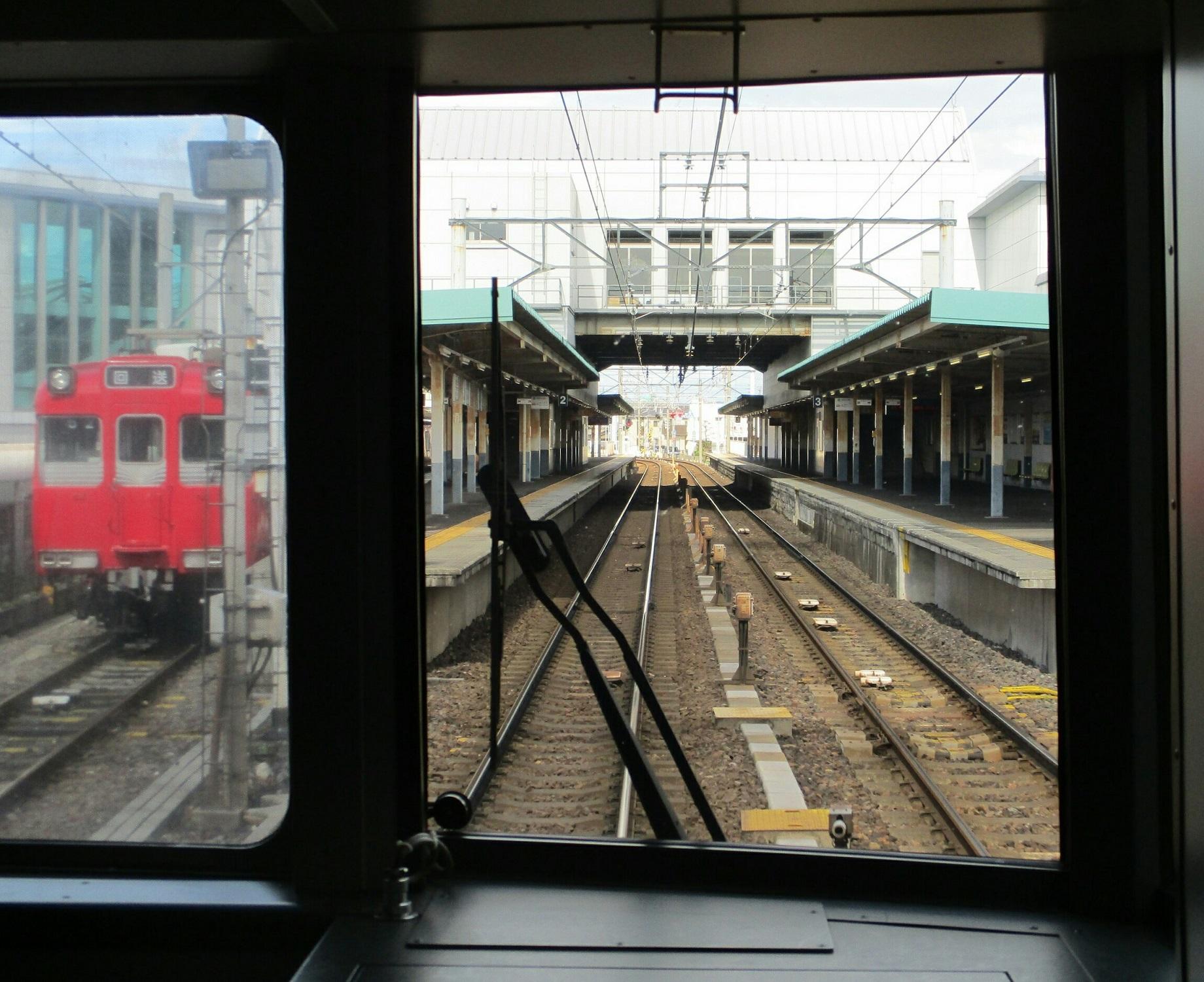 2018.6.30 (12) 新鵜沼いき快速特急 - 柏森 1840-1500