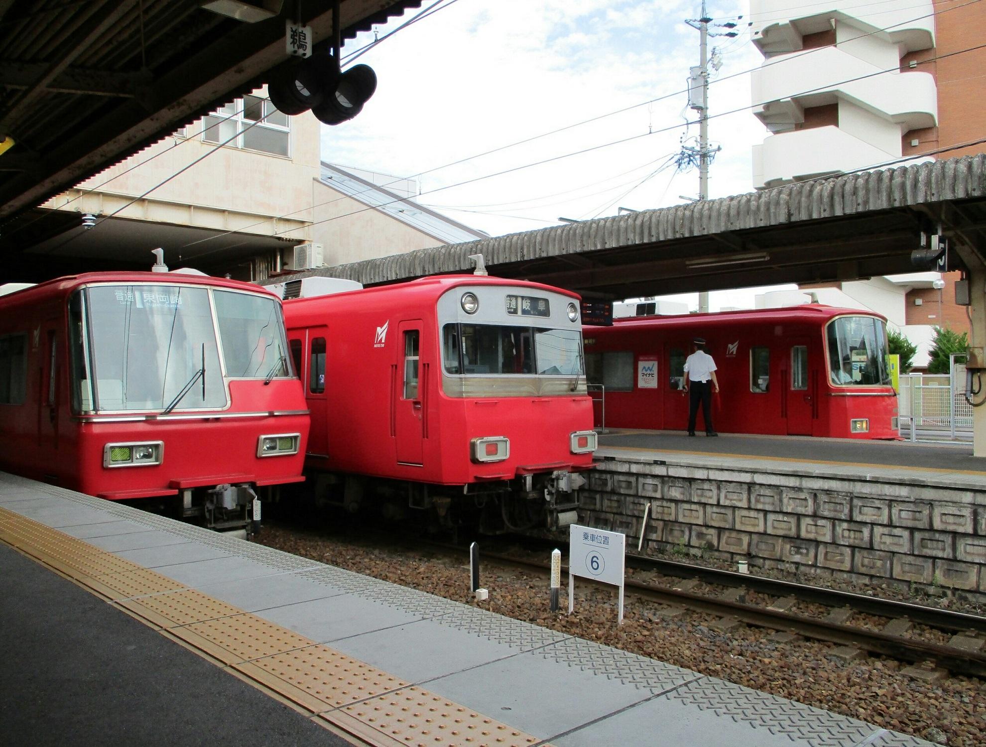 2018.6.30 (18) 犬山 - 東岡崎いきふつうと岐阜いきふつう 1980-1500