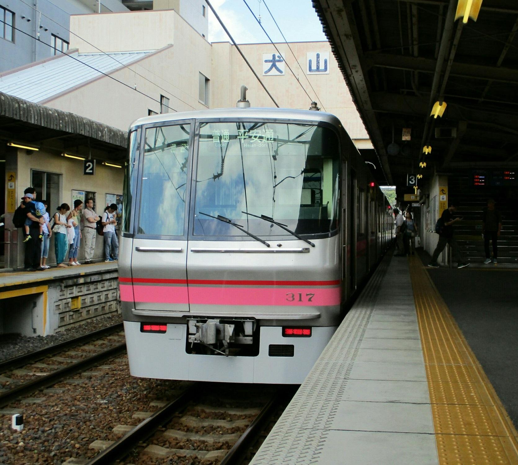 2018.6.30 (19) 犬山 - 平安通いきふつう 1670-1500