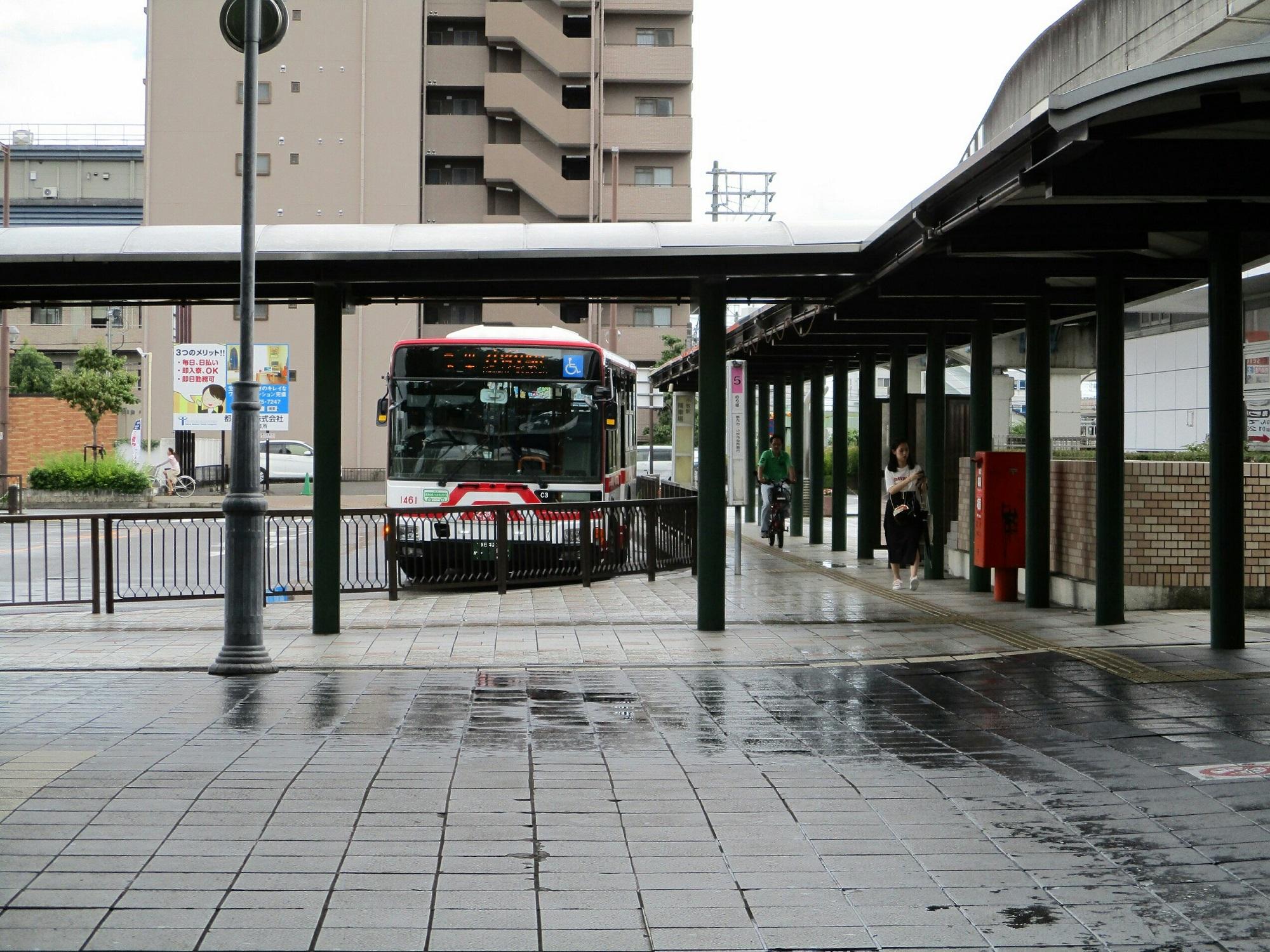 2018.6.30 (39) 小牧駅 - 小牧駅いきバス 2000-1500