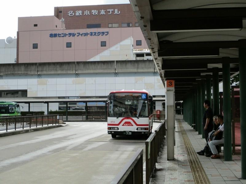 2018.6.30 (41) 小牧駅 - 岩倉駅いきバス 2000-1500