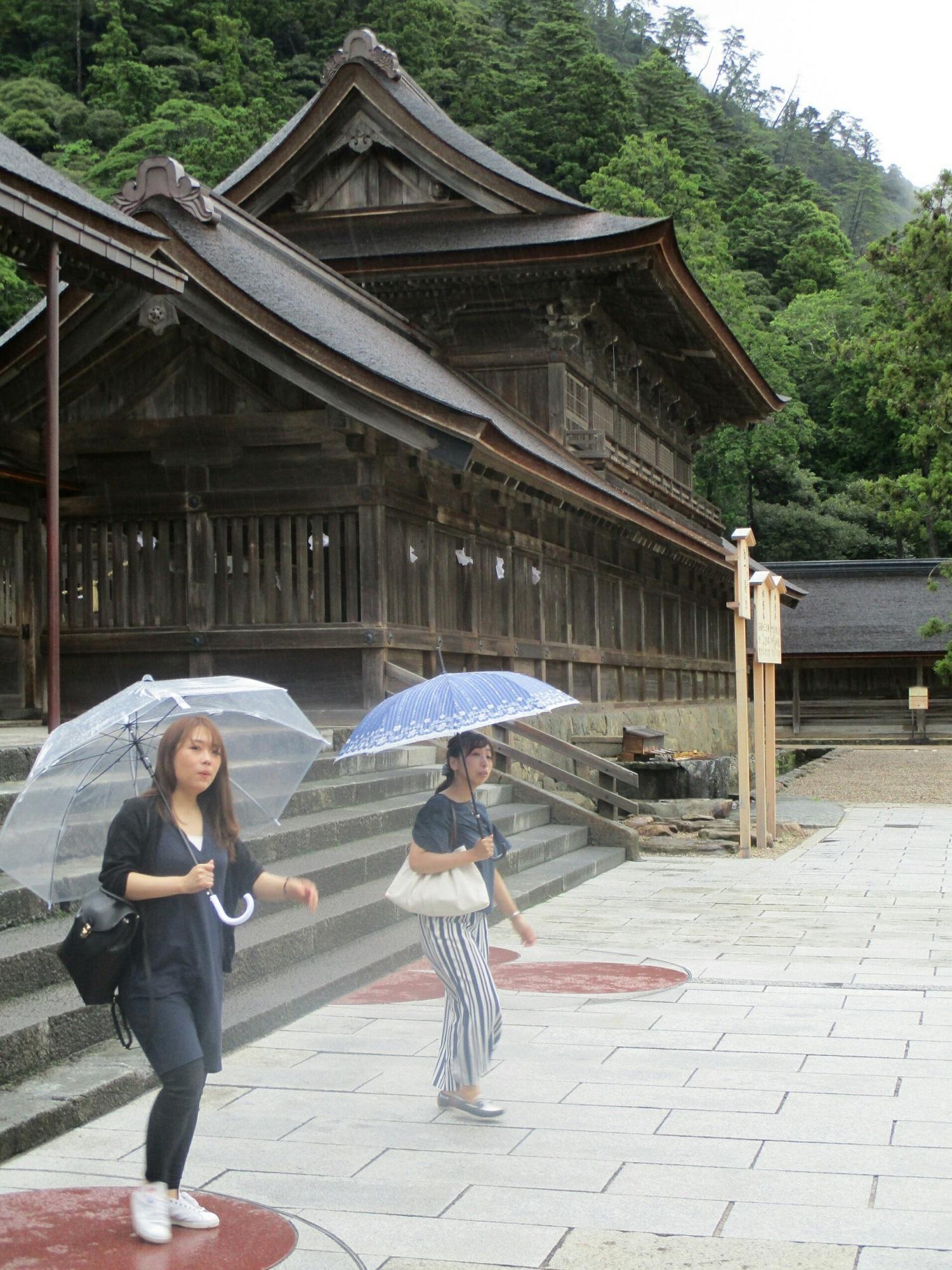 2018.7.6 (99) 出雲大社 - 観祭楼 1500-2000