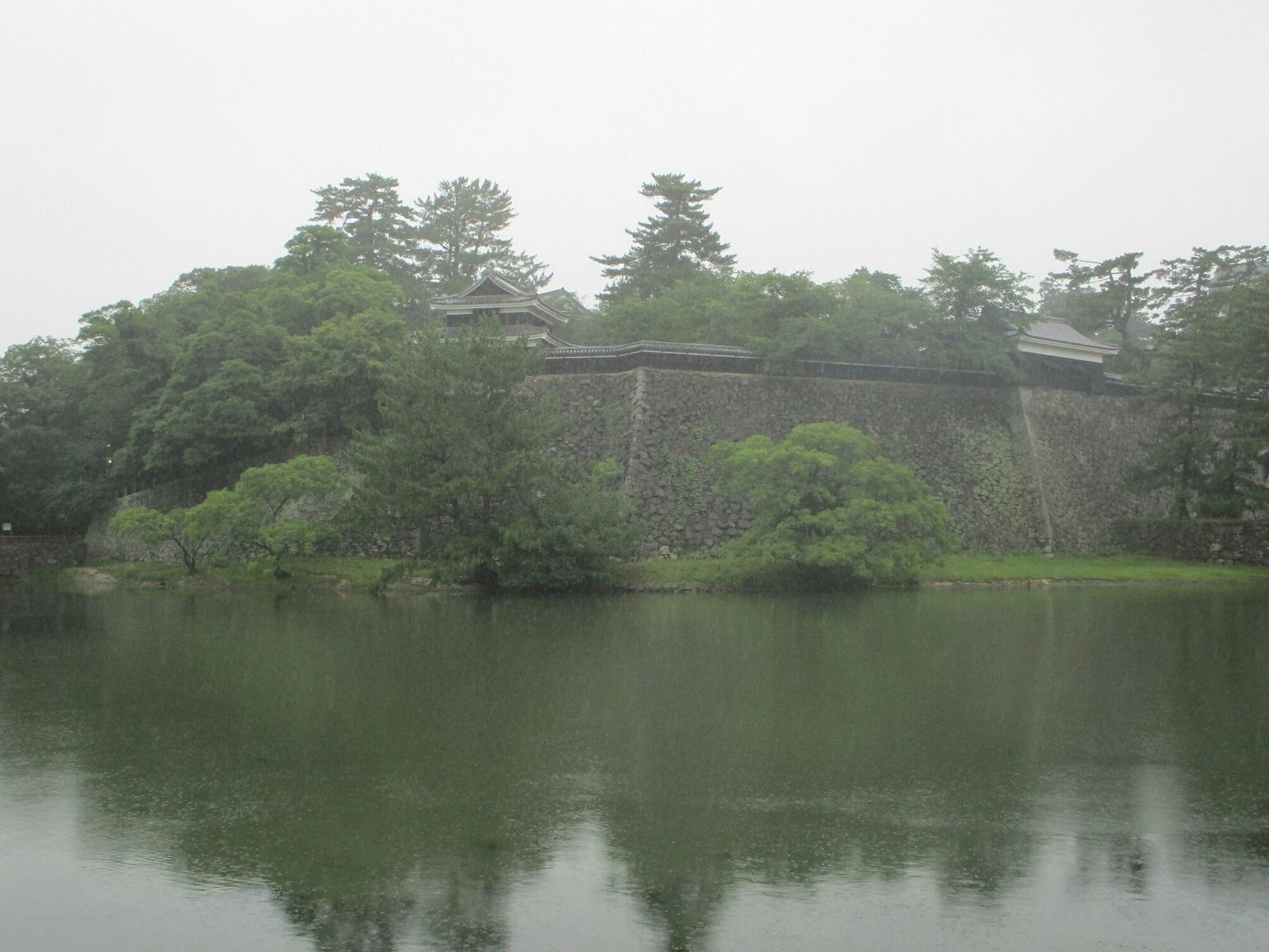 2018.7.7 (4) 松江城 - おほりばた 1600-1200