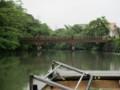 2018.7.7 (14) ぐるっと松江堀川めぐりぶね - 亀田橋 1200-900
