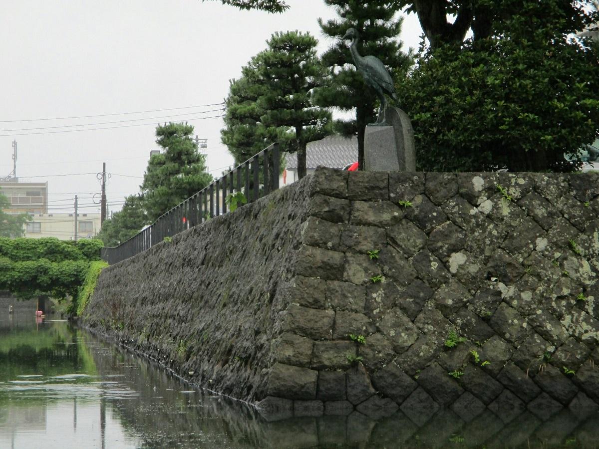 2018.7.7 (15) ぐるっと松江堀川めぐりぶね - 花園橋 1200-900