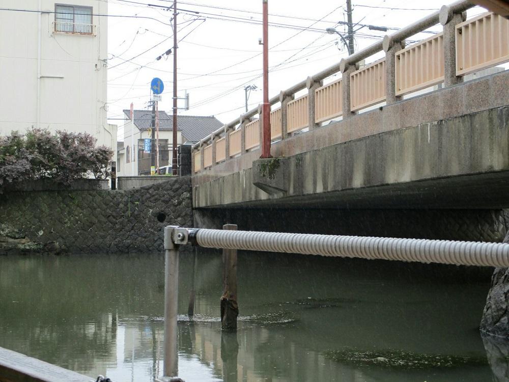 2018.7.7 (18) ぐるっと松江堀川めぐりぶね - 中橋 1000-750