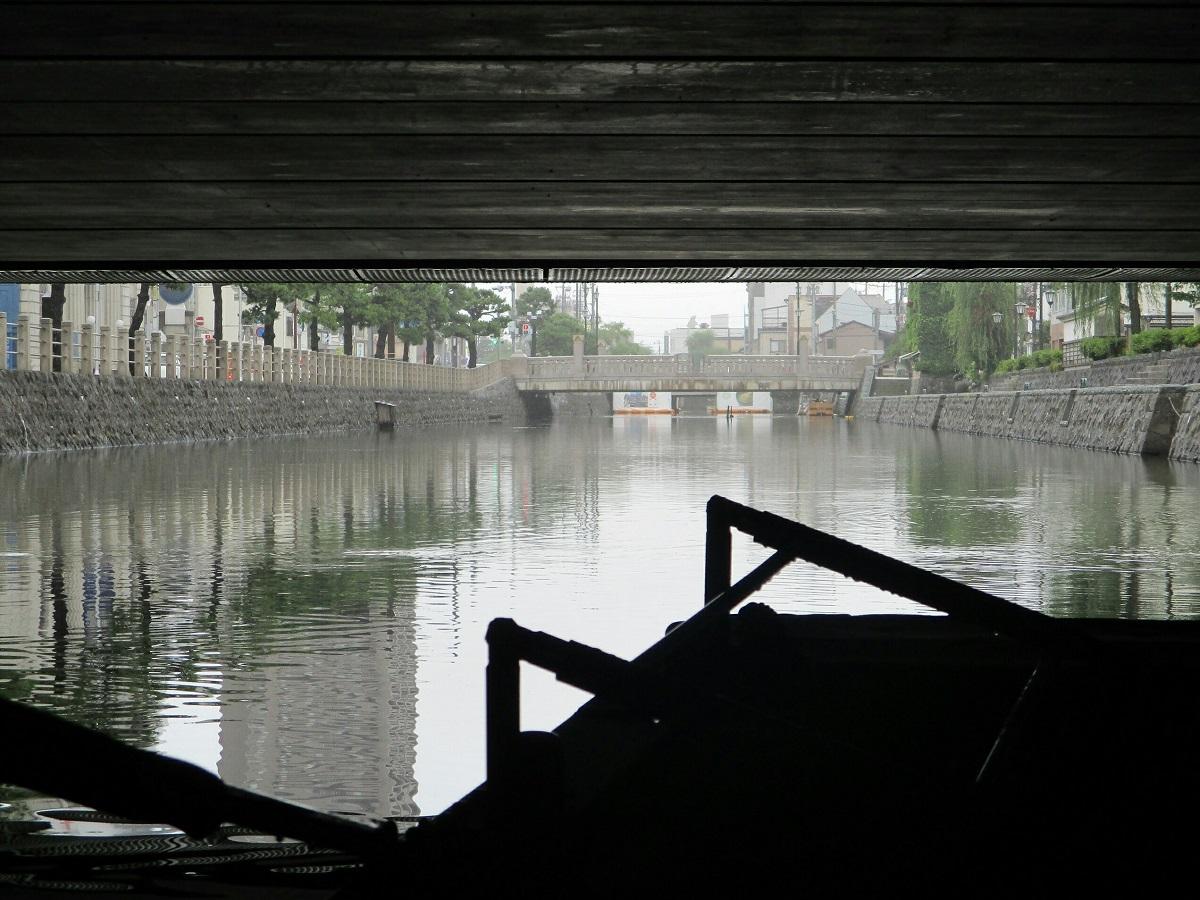 2018.7.7 (21) ぐるっと松江堀川めぐりぶね - 幸橋(京橋) 1200-900