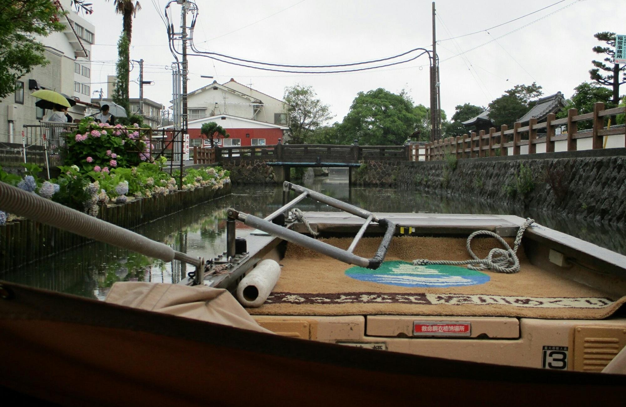 2018.7.7 (27) ぐるっと松江堀川めぐりぶね - 普門院橋 2000-1300