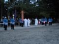 2018.7.8 古井神社かり遷座祭 (10) 境内一周 960-720