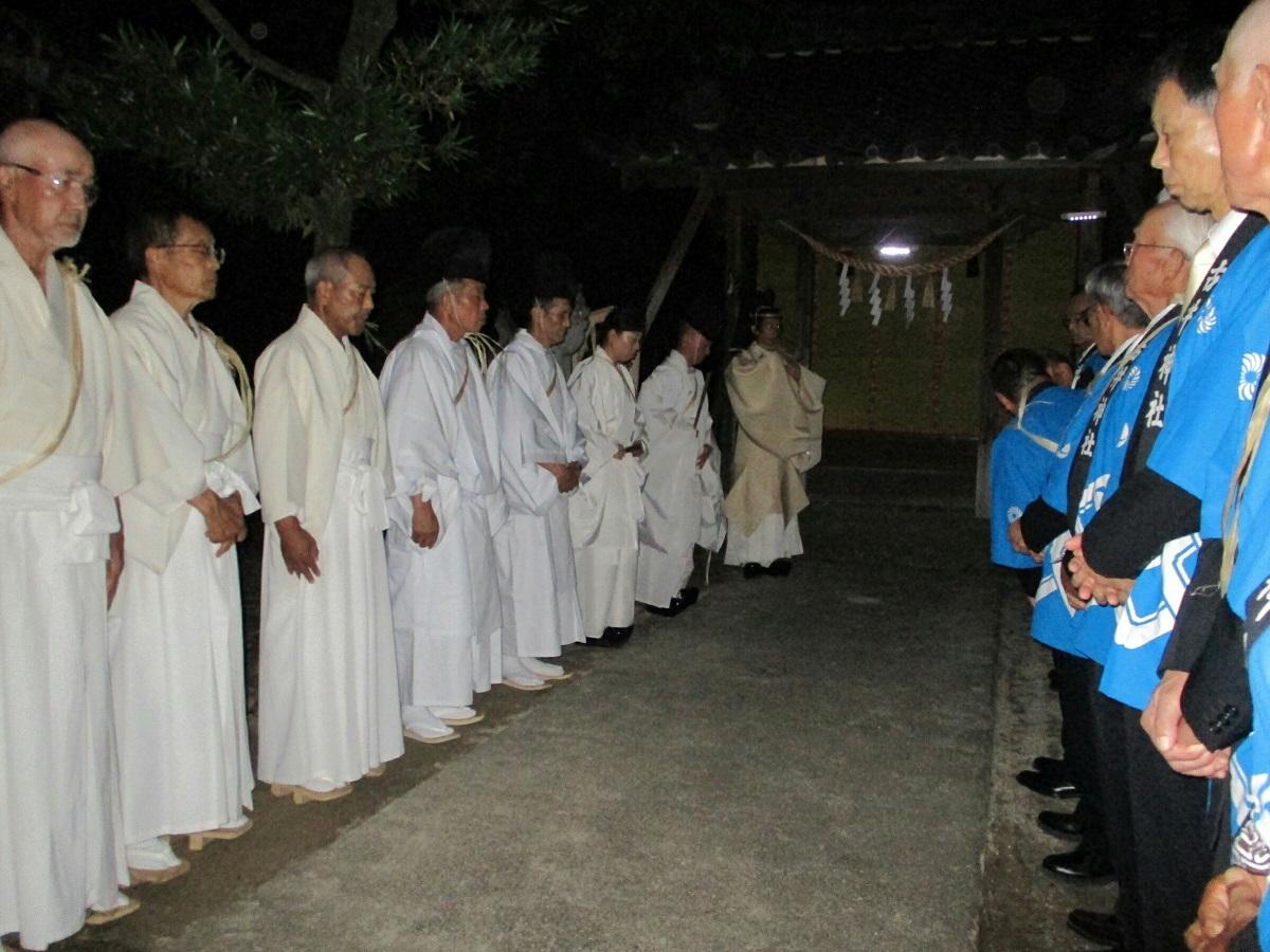 2018.7.8 古井神社かり遷座祭 (19) 若宮社 1200-900