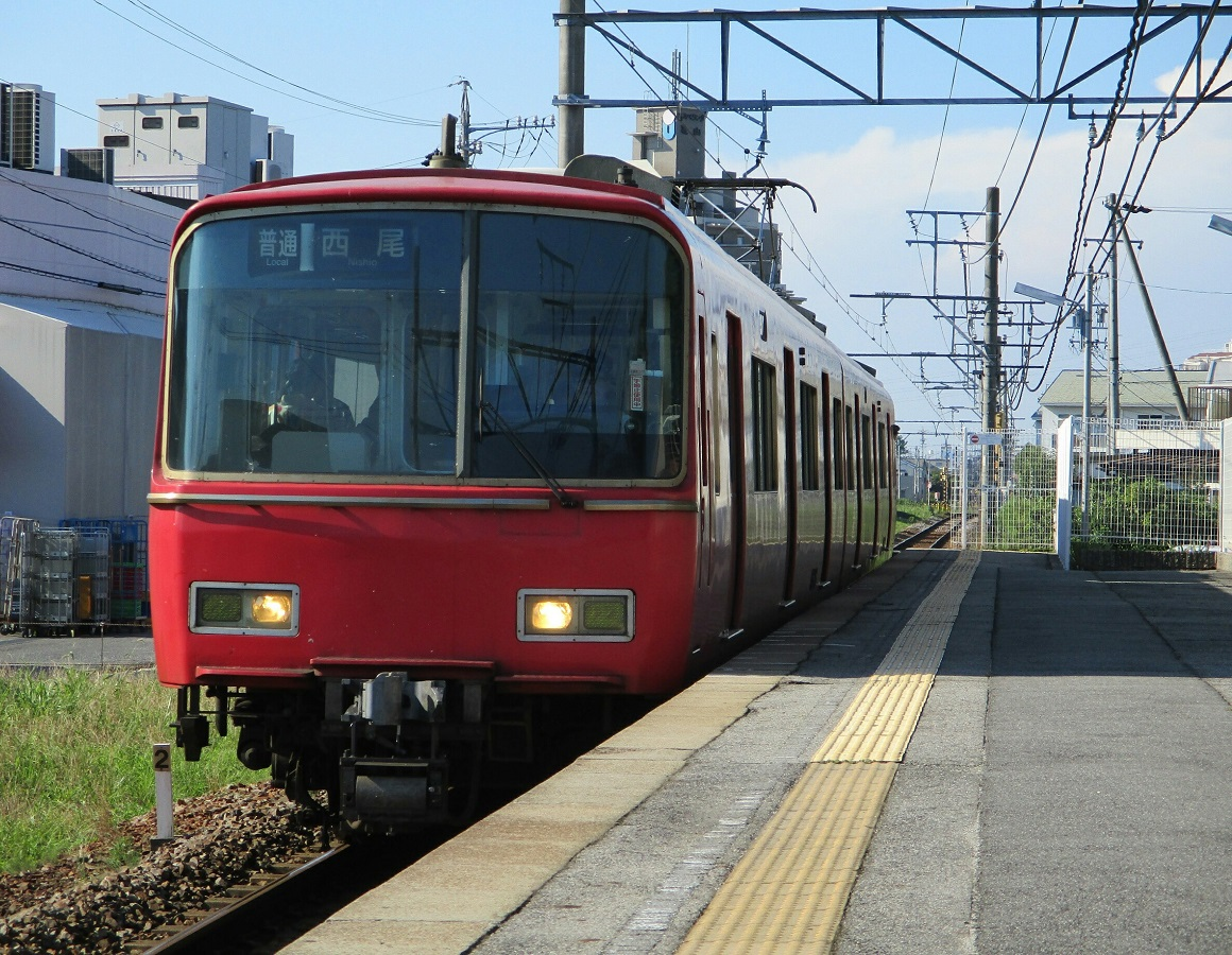 2018.7.15 (1) 古井 - 西尾いきふつう 1160-900