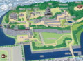 松江城のみとり図 800-590
