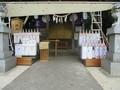2018.11.4 古井神社仮殿 2000-1500