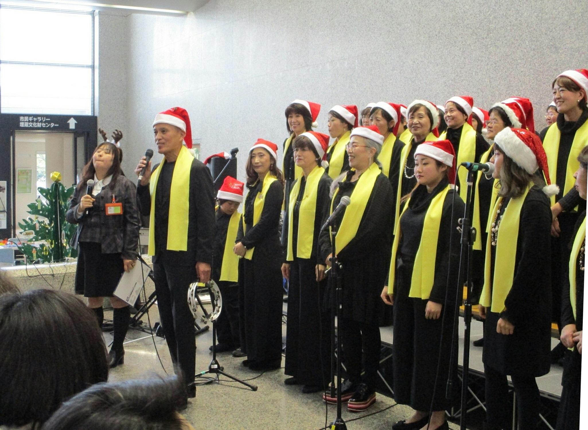 2018.12.22 クリスマスゴスペルコンサート (1) 2050-1500