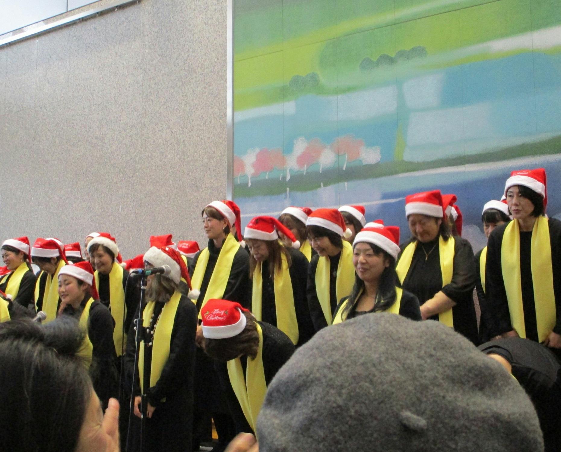 2018.12.22 クリスマスゴスペルコンサート (2) 1860-1500