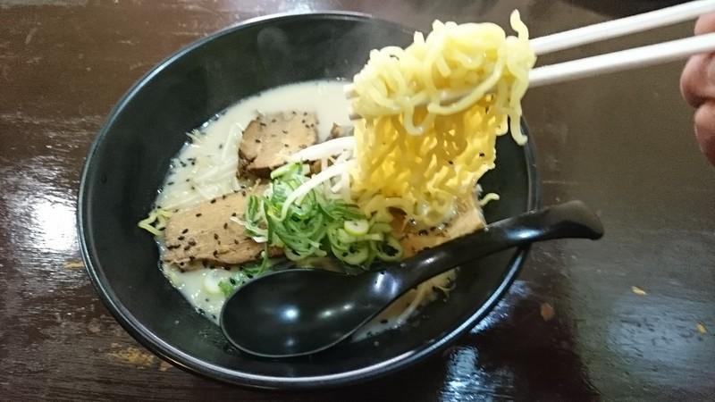 2019.3.28 (2) 福来源 - とんこつラーメン 1920-1080