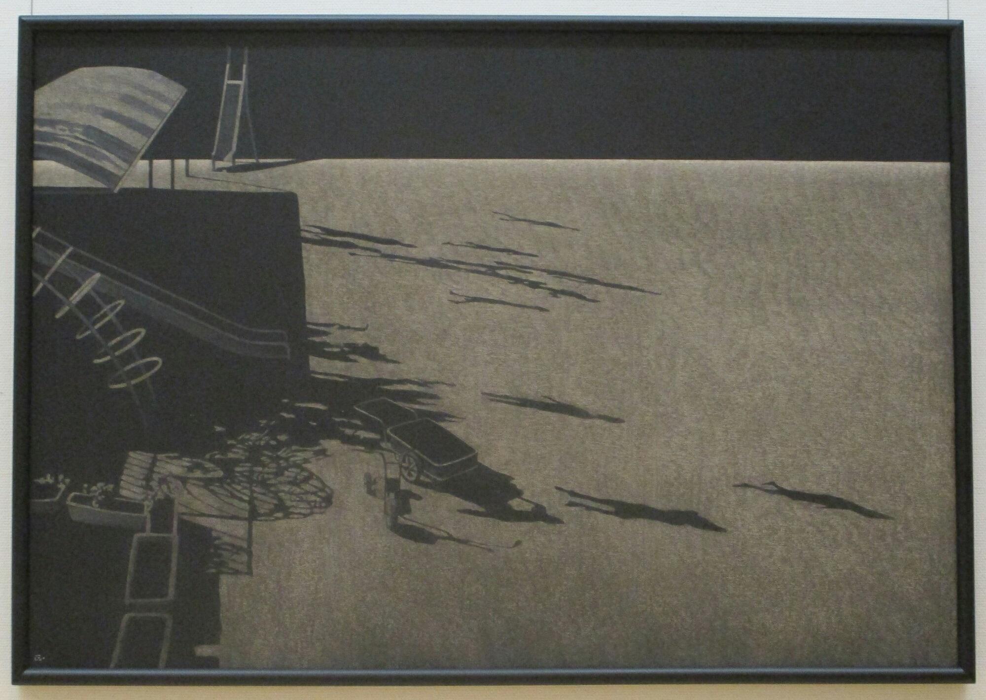 2019.4.27 (16) 濃淡の表現展 - 園庭 2000-1420