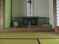 2019.6.8 (2) 華蔵寺 - 本堂とこのま 1600-1200