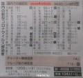 表 - しんがたコロナウイルス感染者数 - 2020.4.5(ちゅうにち) 605-570