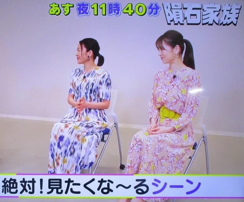 2020.4.11 隕石家族 (9) 羽田美智子さんと泉里香さん 1140-940