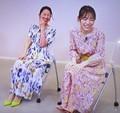 2020.4.11 隕石家族 (14) 羽田美智子さんと泉里香さん 880-830