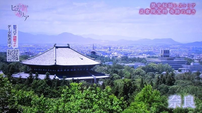 2020.5.19 歴史秘話 (1) 正倉院宝物 1090-610