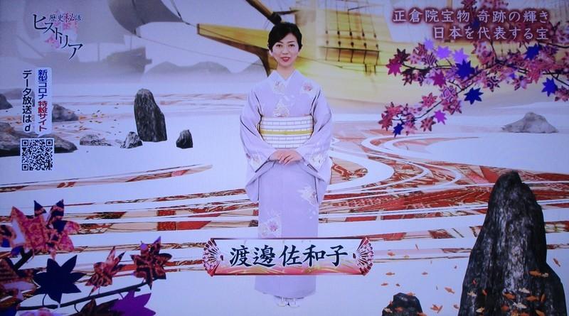 2020.5.19 歴史秘話 (6) 渡辺佐和子さん 1780-990