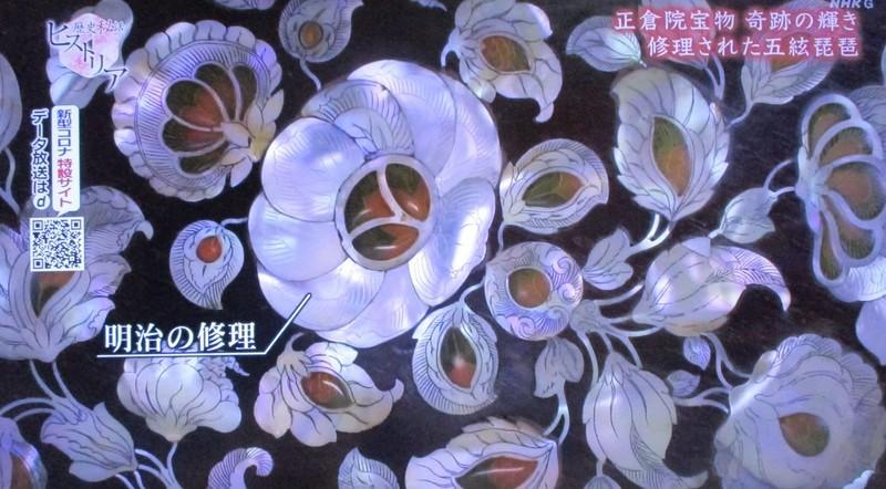 2020.5.19 歴史秘話 (35) 琵琶 1430-790