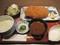 2020.6.13 (1) ふくなが亭 - しおとんかつ定食 1200-900