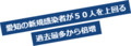 2020.7.21 愛知の新規感染者数50人ごえ(ちゅうにち) 644-359