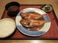 2020.8.23 (1) ふくなが亭 - にざかな定食 1200-900