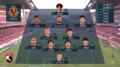 2020.8.23 グランパス - フロンターレ (2) 先発選手