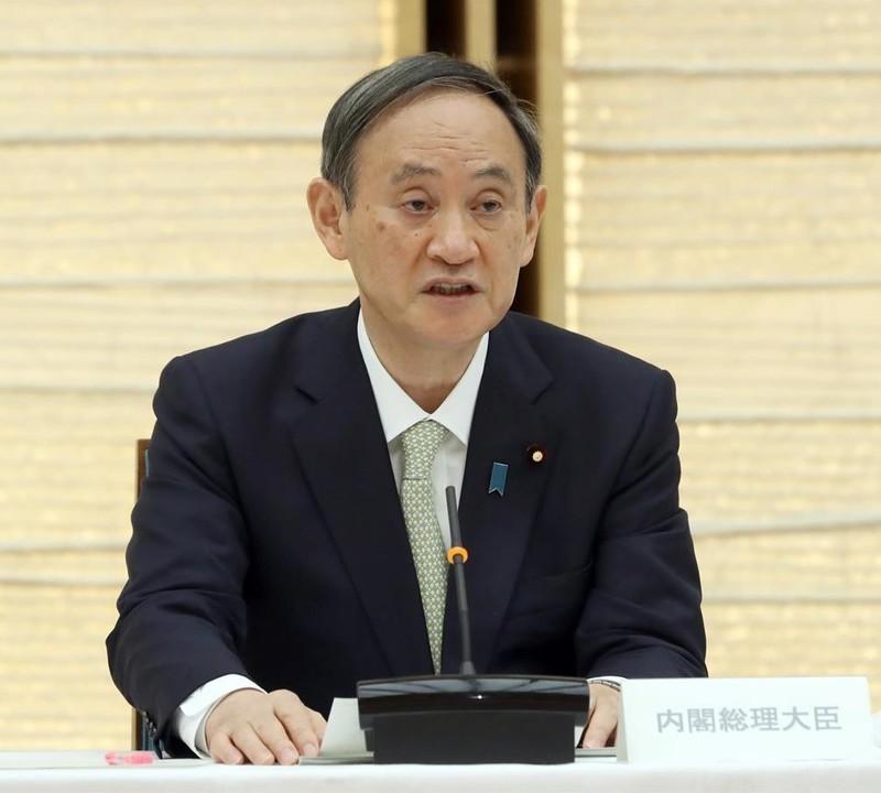 菅義偉総理大臣(産経新聞) 1000-900