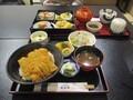 2021.1.17 (1) 大正館 - かつどん定食と旬菜弁当(碧) 1600-1200